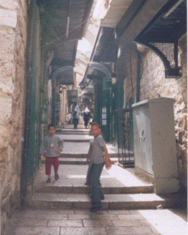 صور من القدس ( الام المسيح وصلبه ) ViaDolorosa