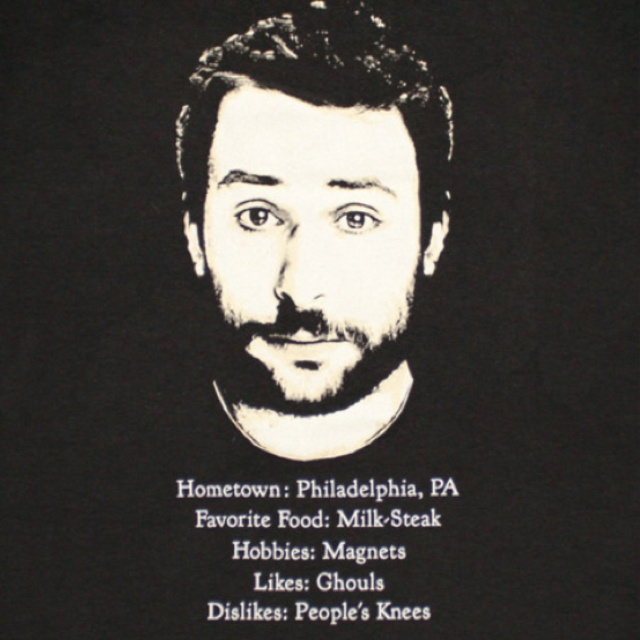Charlie kelly dating profile t shirt