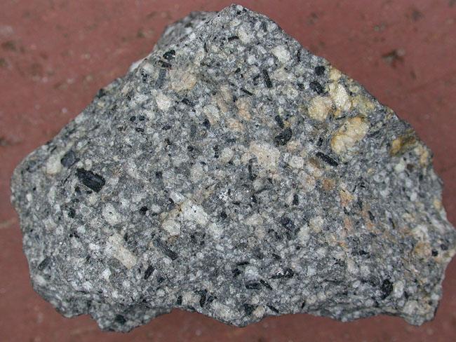 Andesite: Fine-Grained Intermediate Rock