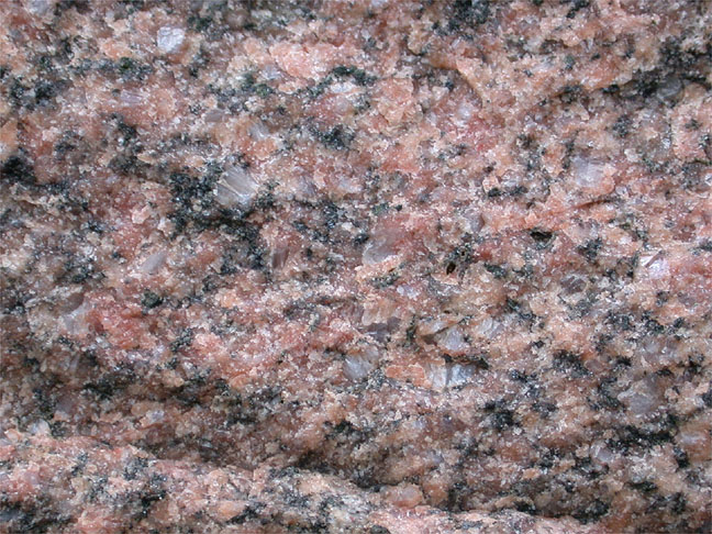 Pink To Gray Granite : Opinions on phaneritic