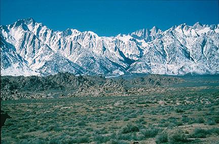 The Sierra Nevada Batholith