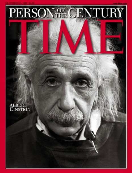 Image result for einstein r time magazine