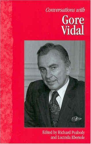 the selected essays of gore vidal vidal gore parini jay