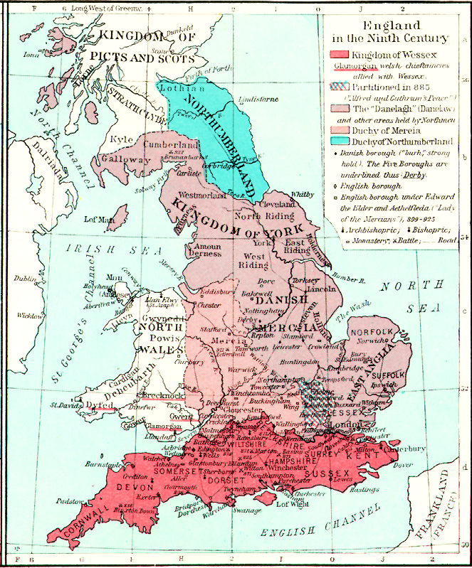 British Maps Home Page - Map of great britain