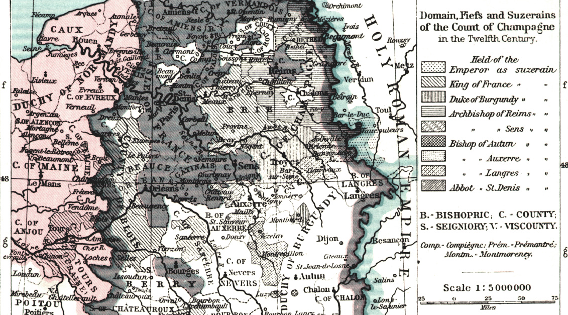 Map Of France Rouen.Medieval France Maps Home Page