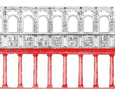 Glossary Of Medieval Art And Architecture Colonnade