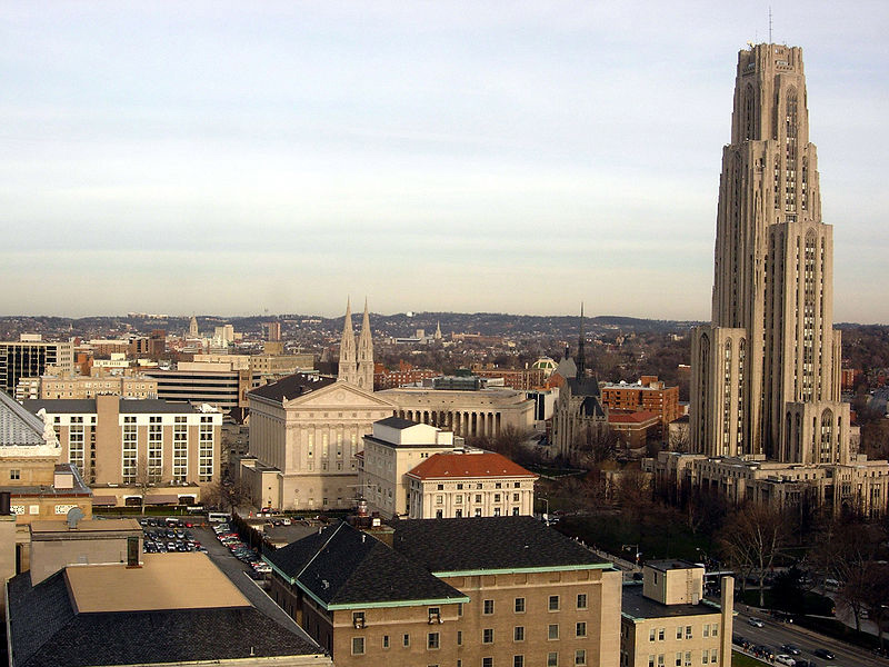 University Of Pittsburgh Hotels