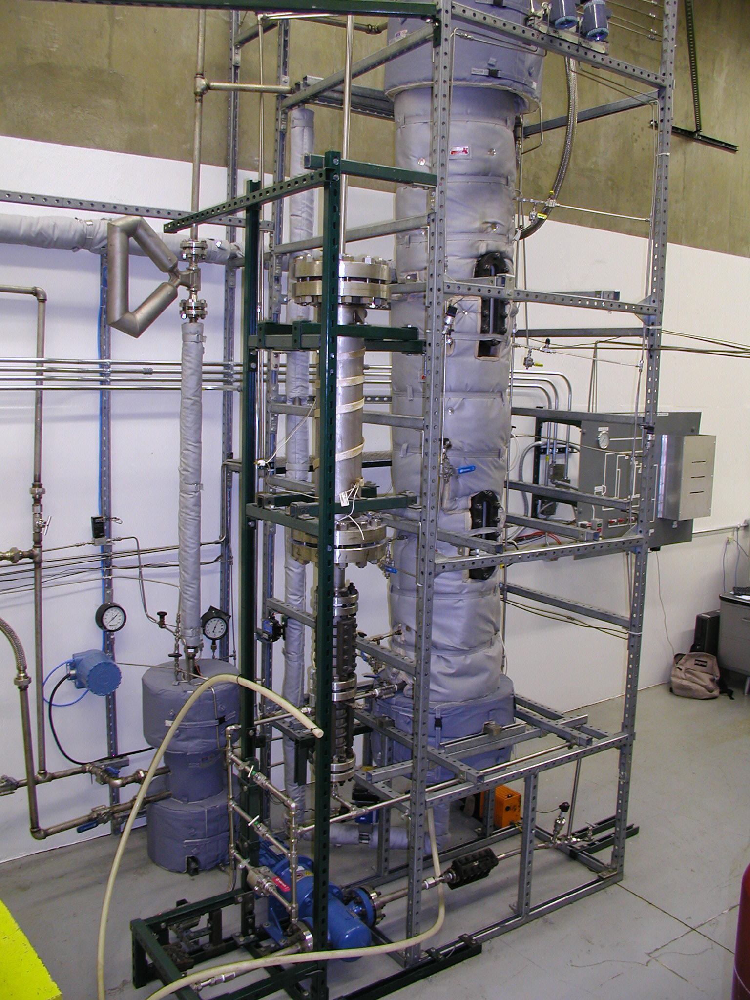 Reactor And Process Engineering Laboratory