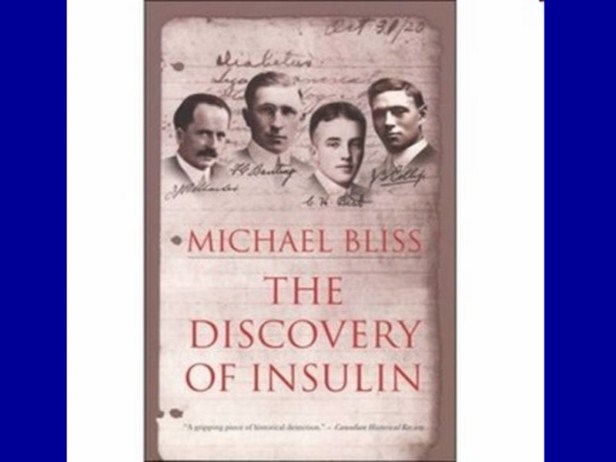 the discovery of insulin michael bliss pdf