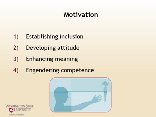 ?Establishing inclusion: Creating a learning atmosphere in which learners ...