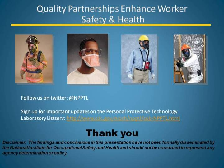 occupational safety and health dissertations Occupational safety and health culture, or more briefly 'osh culture', can be seen as a concept for exploring how informal organisational aspects influence osh in a positive or negative way it can have an impact on how osh is perceived and dealt with among workers in an organisation, and on.