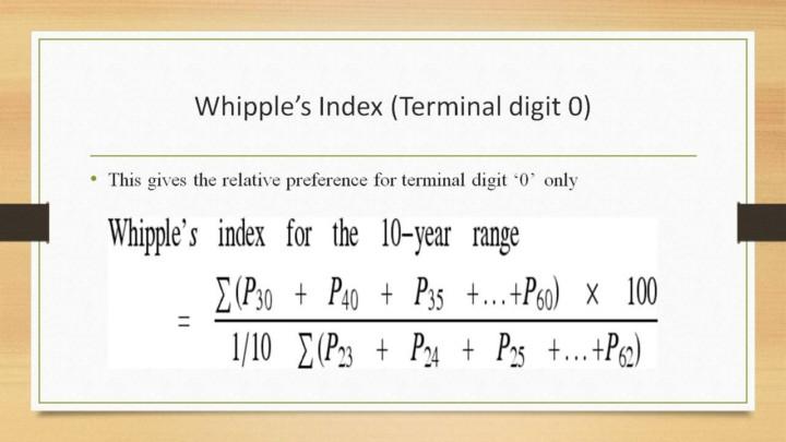 what is terminal digit order
